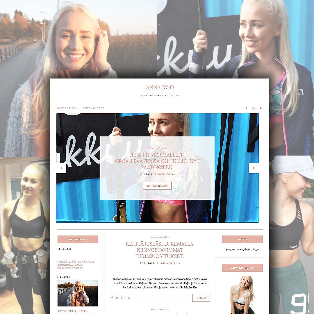 Anna-koo.fi Blogi